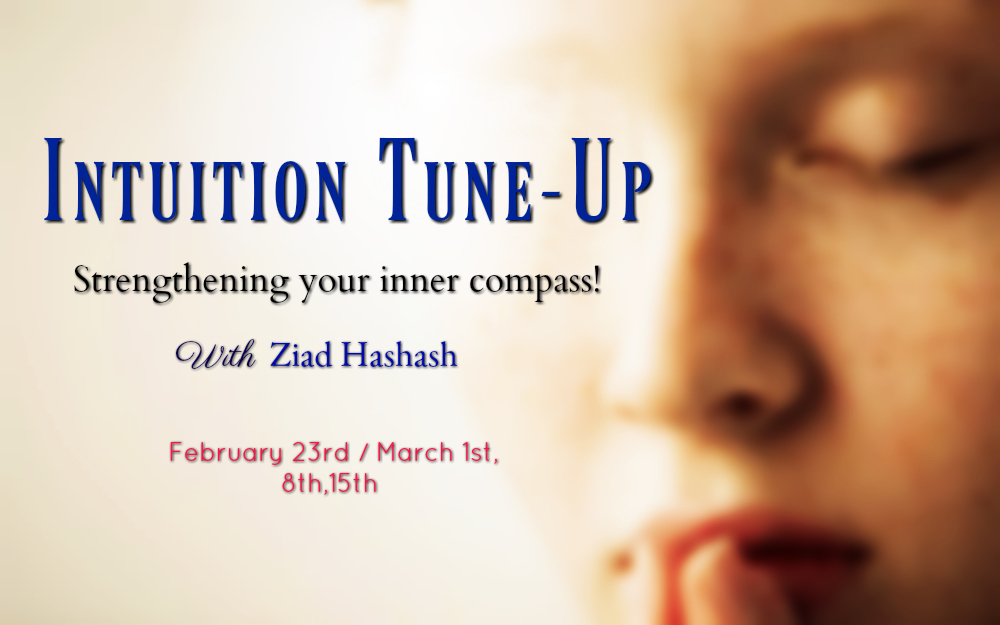 Intuition Tune-up Audio Gift!
